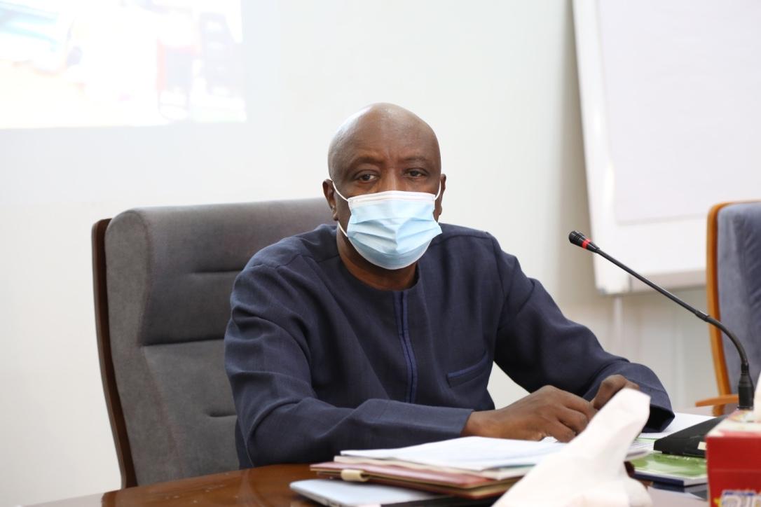 Monsieur Cheikh Ndiaye SYLLA_Directeur de cabinet ministre de l