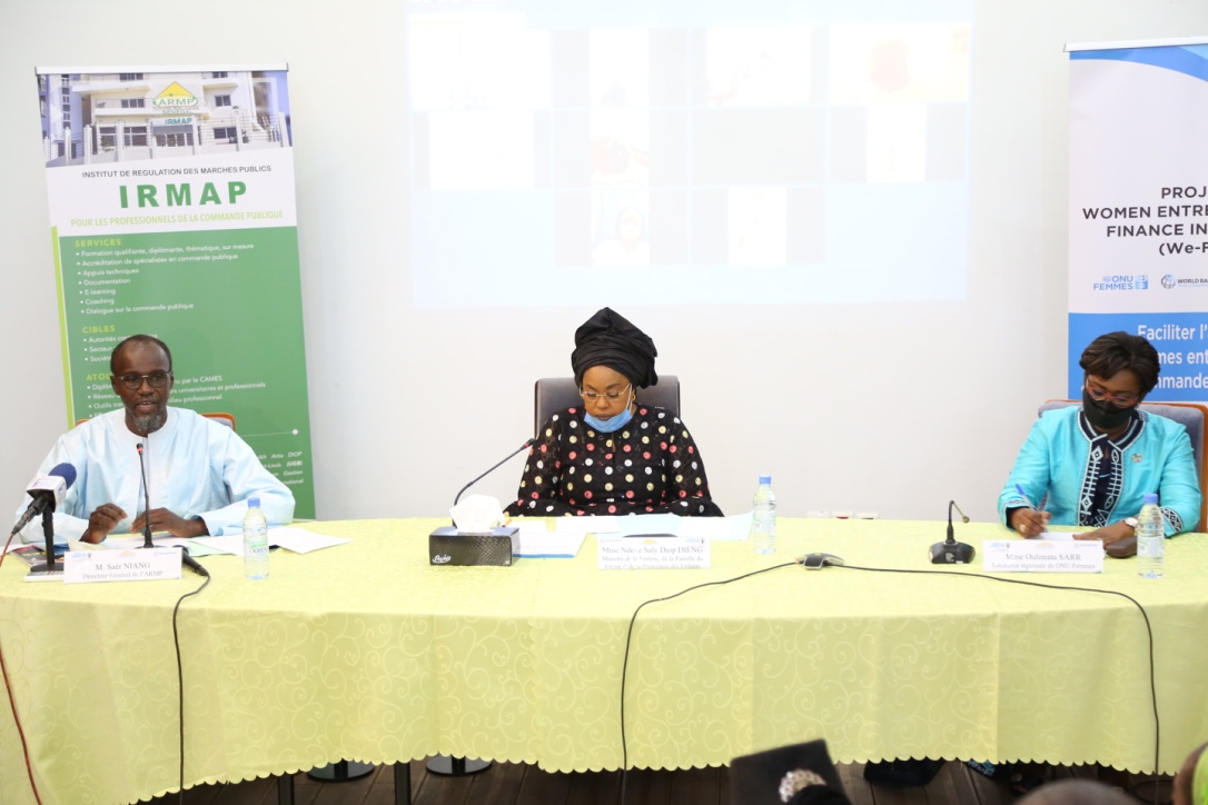 Presidium Programme de formation ONU-FEMMES